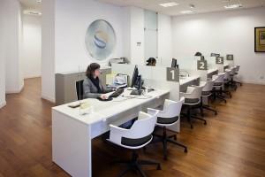 Centro Atendimento ao Cliente, escritórios ASF