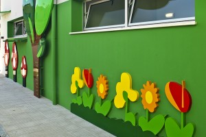 Bela Infância, Creche e Jardim de Infância