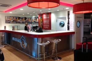 SUPER BOCK Lounge, aeropuerto Oporto