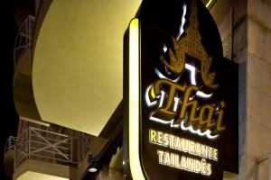 THAI Restaurante Tailandés