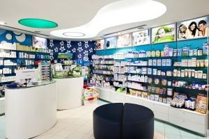 Mobiliario Interior Farmacia