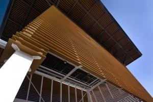Estructura en Deck, C.C. AQUA Portimão