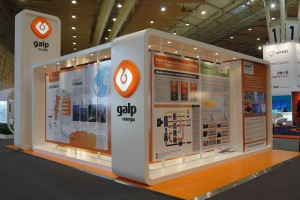 Stand GALP Energia