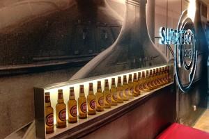SUPER BOCK Lounge Bar, aeropuerto de Oporto