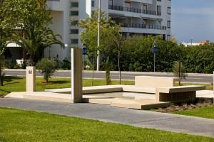 Mobiliário Urbano-Desportivo, Vilamoura