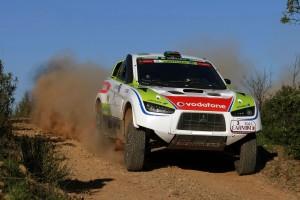 Decoración vehículos Rally Portugal