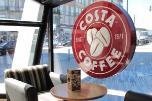 COSTA COFFEE Franquicias