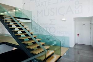 Cine-Teatro de Loulé, decoración interior