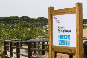 Circuito de sinalética Praias do Algarve