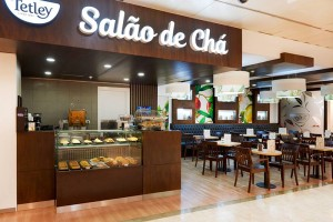 Salão de Chá, El Corte Inglés de Lisboa