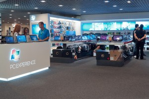 Espaço Microsoft, lojas FNAC Portugal