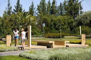 Mobiliario Urbano-Deportivo, Vilamoura