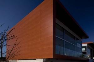Revestimiento de fachada en TRESPA