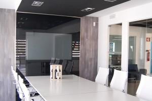 Sala de reuniones, oficinas UNDERLINE
