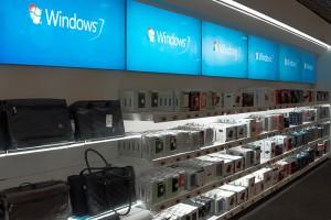 Espaço Microsoft em lojas FNAC Portugal