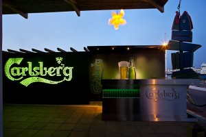 CARLSBERG Bar, Água Moments Club & Restaurant