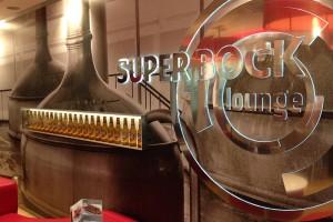 SUPER BOCK Lounge, aeroporto de Oporto
